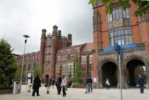 Newcastle University (Chris Thomson)