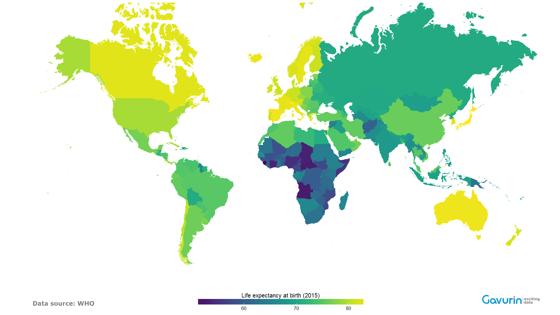 These 3 Countries Have the Longest Life Expectancies