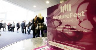North East Innovation: A Reflection on VentureFest 2017