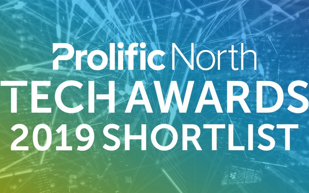 Prolific North Tech Awards 2019