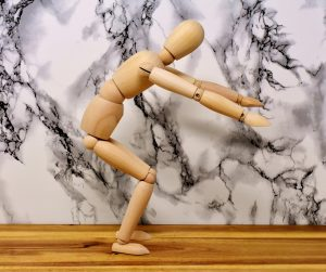 Flexible Wooden Man